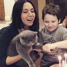 Feraye Tanyolaç doğum gününü kutladı