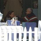 Mehmet Ali Erbil'in sevgilisiyile kahvaltı keyfi