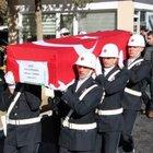 Şehit polis memleketi Malatya'ya uğurlandı