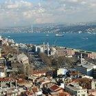 İstanbul'un bu bölgelerinde oturanlar yaşadı