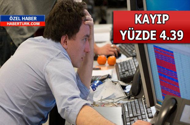 Borsa İstanbul alım iptalleriyle çakıldı