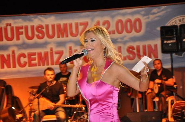 SONGÜL KARLI'YA HACİZ ŞOKU!