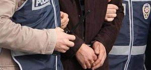 Antalya'da terör operasyonu: 5 kişi  gözaltında