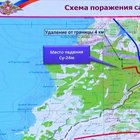 Bu da Rusya'nın uçak rotası