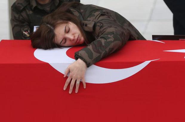 Ankara'ya şehit ateşi düştü!