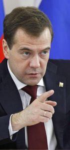 Rusya Başbakanı Dmitri Medvedev'den flaş açıklama!