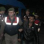 Tekirdağ'da 20 kaçak yakalandı