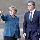 Merkel ve Cameron'ndan Türkiye açıklamaları