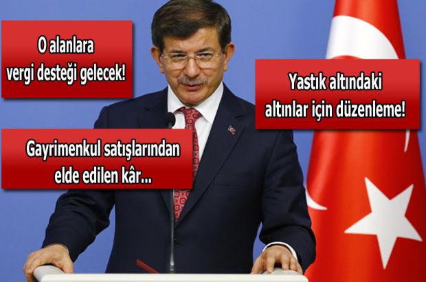 Başbakan Davutoğlu hükümet programını açıkladı