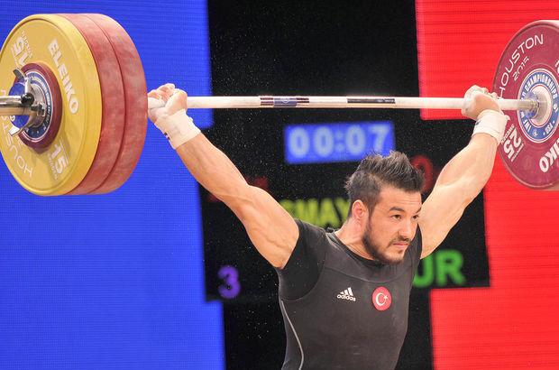 Daniyar İsmayilov'un hikayesi Dünya Halter Şampiyonası