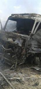Azez'de bombardıman