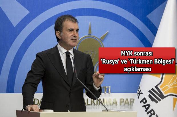 AK Parti'nin yeni genel başkan yardımcıları belli oldu