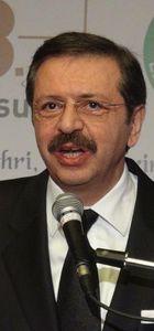 TOBB Başkanı Hisarcıklıoğlu Edirne'de büyük tehlike atlattı