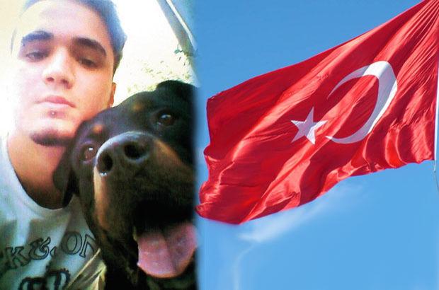 Bayrakla köpek kurulamaya 10 yıl hapis!