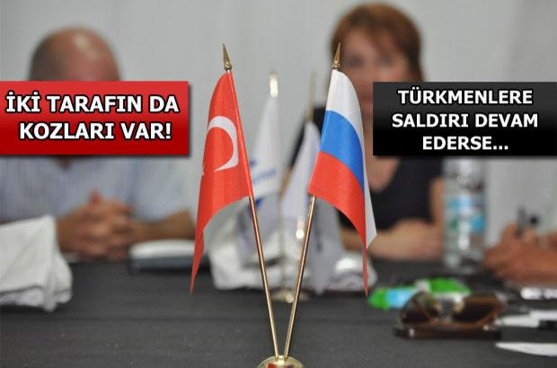 Ankara-Moskova hattında 3 kritik senaryo!
