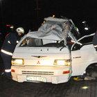 İstanbul'da yağmur, kaza getirdi