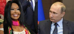 Bülent Ersoy'dan Rusya Devlet Başkanı Putin'e tepki