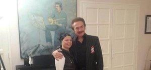 Nilay Döldöş'ten Türk Kanser Derneği'ne destek konseri