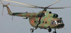 Rusya'da helikopter kazası
