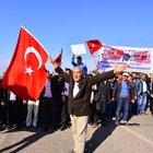 Osmaniye'de Bayırbucak Türkmenlerinden tepki