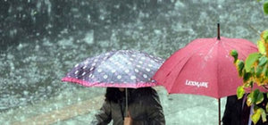 Çok şiddetli yağış geliyor!