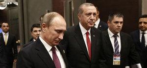 Erdoğan: Hava sahamızı ihlal eden Rusya'dan özür dilemeyeceğiz