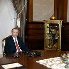 Cumhurbaşkanı Erdoğan MİT Müsteşarı Fidan ile görüştü