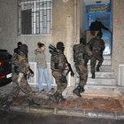 Bağcılar'da terör operasyonu