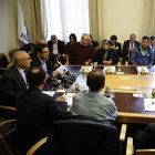Kaçırılan polis ve askerlerin aileleri Meclis'te çare aradı