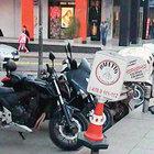 O motosikletler kaldırılıyor