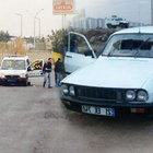 Diyarbakır'da polis aracına saldırı