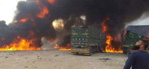 Rusya: Yardım konvoyunu biz vurmadık