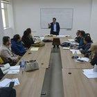 Iraklı gençler Van'da Kürtçe öğreniyor