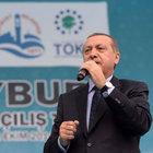 Erdoğan: Rusya'ya ateşle oynamamasını tavsiye ediyoruz