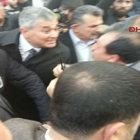 Ankara'daki Can Dündar ve Erdem Gül protestosuna müdahale