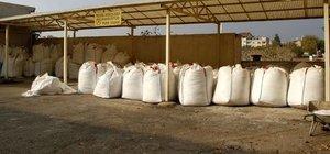 Gaziantep'te 120 ton amonyum nitrat ele geçirildi