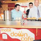 Down Sendromlu çocukların umut kaynağı: Mobil Down Cafe