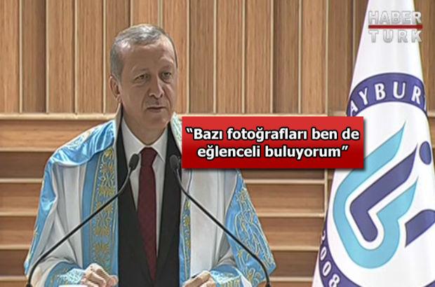 Erdoğan: Gençler 140 karakter ile yetiniyorsa ciddi sorun var
