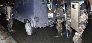 """5 bin polisle """"Yeditepe Huzur"""" operasyonu"""