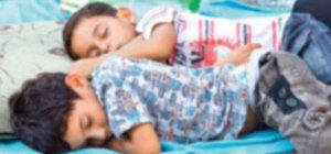 Afgan çocukların izini Habertürk buldu