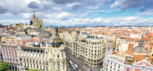 Un, dos, tres! Madrid üçlemesi