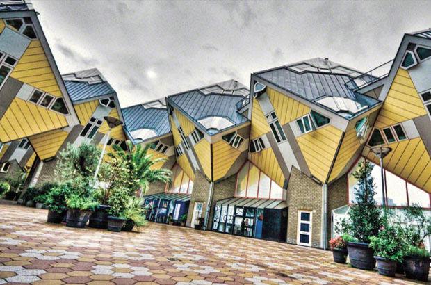 50 parlak mimarlık fikri
