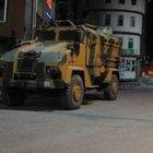 Diyarbakır'ın Sur'da sokağa çıkma yasağı
