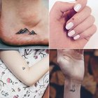 En küçüğünden 50 dövme önerisi