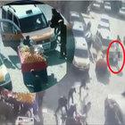 Diyarbakır'da polisin vurulma anı güvenlik kamerasında