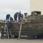 Japonya kıyılarında ceset dolu tekneler