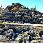 Habertürk Nevşehir'deki yeni yeraltı kentini gezdi