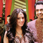 Rohan Mehta ile Roshni evlendi
