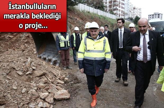 """""""Halkalı tren hattı 2018'de tamamlanacak"""""""
