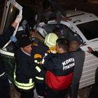Yola çıkan yaban domuzu kazaya neden oldu: 3 ölü